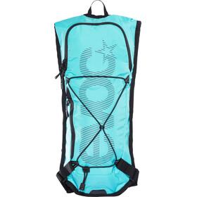 EVOC CC Lite Performance Backpack 3l + 2l Bladder neon blue